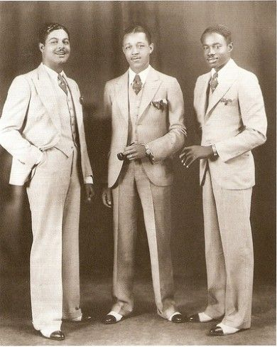 Men's style in the 1920's