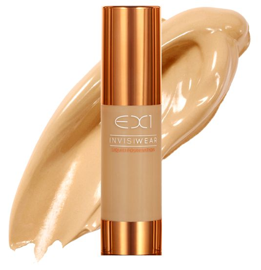 I don't usually wear foundation but I really want to try this one out. EX1 Invisiwear Liquid Foundation in F200