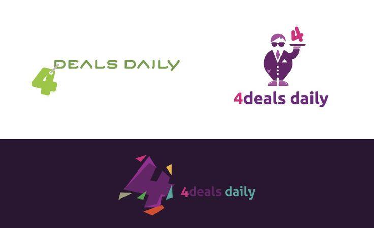 4 Deals Daily logos