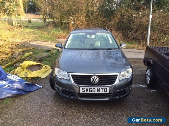 spares or repairs vw passat tdi 140 estate hightline  #vwvolkswagen #passat #forsale #unitedkingdom