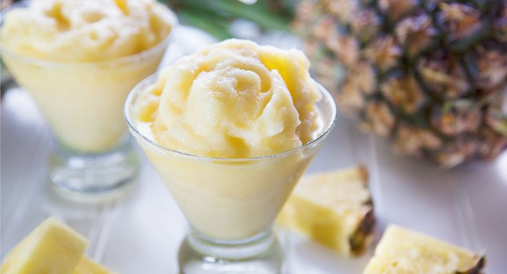 This Dole Whip copycat tastes just as good as the ones at Disneyland parks, only no travel required. Get the recipe here and enjoy it in your own home!
