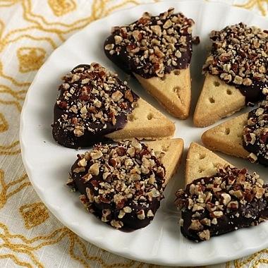 how to make walker shortbread cookies