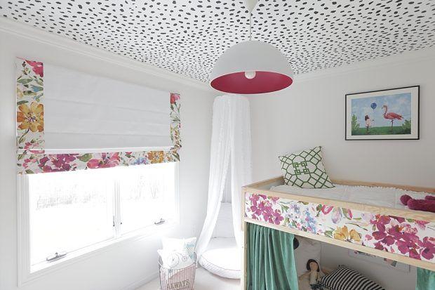 Qu vivan los puntos y el color infantiles decoraci n dormitorio ni a dormitorios y - Decoracion infantil nina ...