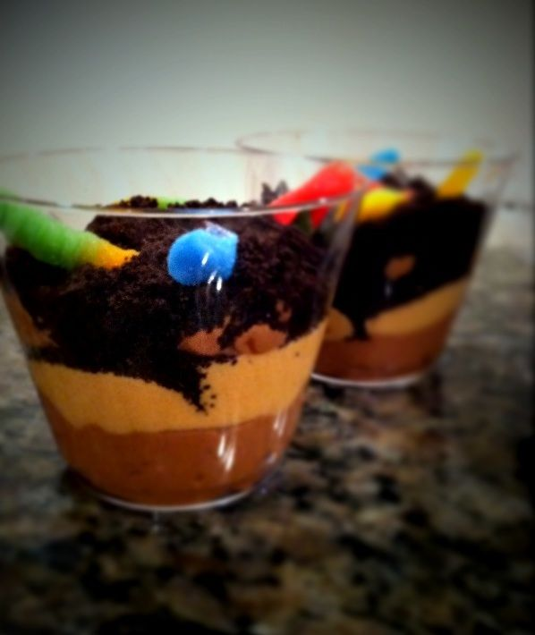 Oreo Dirt Pie | dirt pie recipe | Ginger Foodie