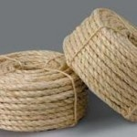 Natural Sisal Rope for Claw Control and DIY Cat Scratching Post Projects.