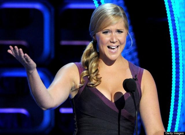 Amy Schumer @ Roast of Rosanne