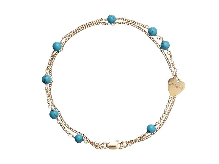 Mim Precious Traveller's Bracelet by Mimco - LOVE.