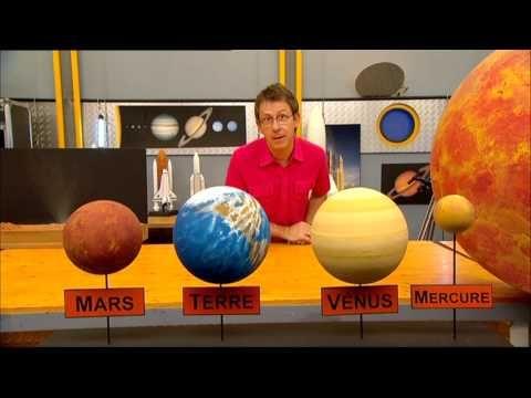 """""""C'est pas sorcier : Le système solaire"""" PHYSIQUE"""