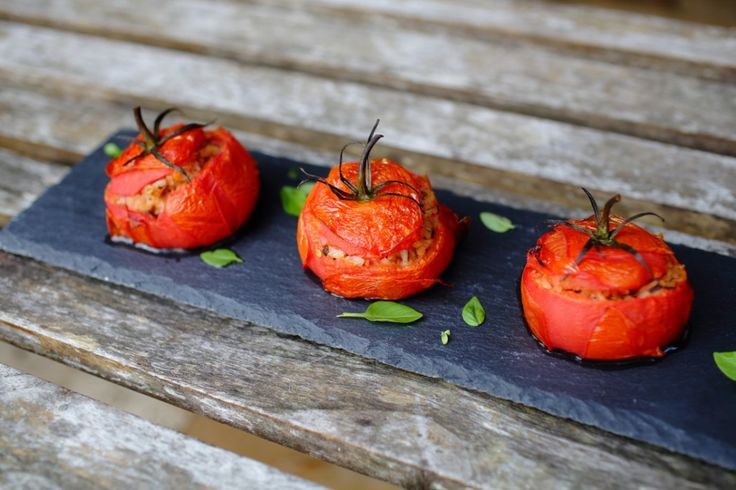 Stuffed Tomatoes WWW.EFFIGEORGIA.COM.AU