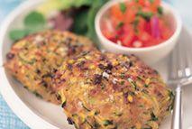 Ground turkey burgers - Recipes - Slimming World