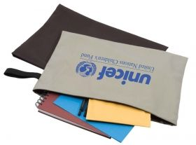 Promotional Products Ideas That Work: Twill Case 17x12. Made in Canada. Get yours at www.luscangroup.com