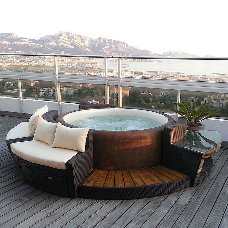 Coffee Shop Furniture Hot Tub: 9 Best Inflatable Hot Tub Enclosures Images On Pinterest
