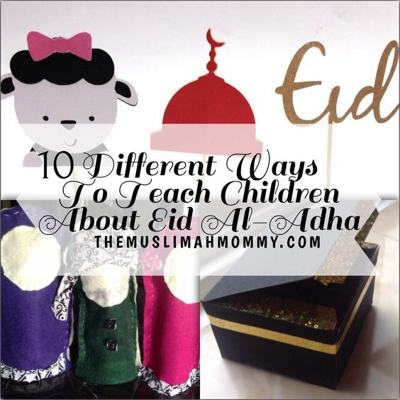 10 ideas for teaching kids about Eid al-Adha.  Although meant for parents, many can also be done by teachers who want to teach students about one of the most important Muslim holidays.