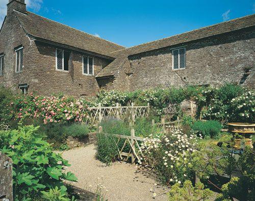Tretower Medieval Herb Garden