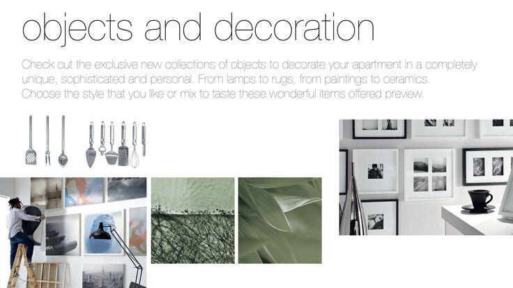 AMA Italia decoration and objects
