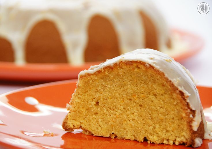 Deliciously moist gluten free Whole Orange Cake - super easy to make.