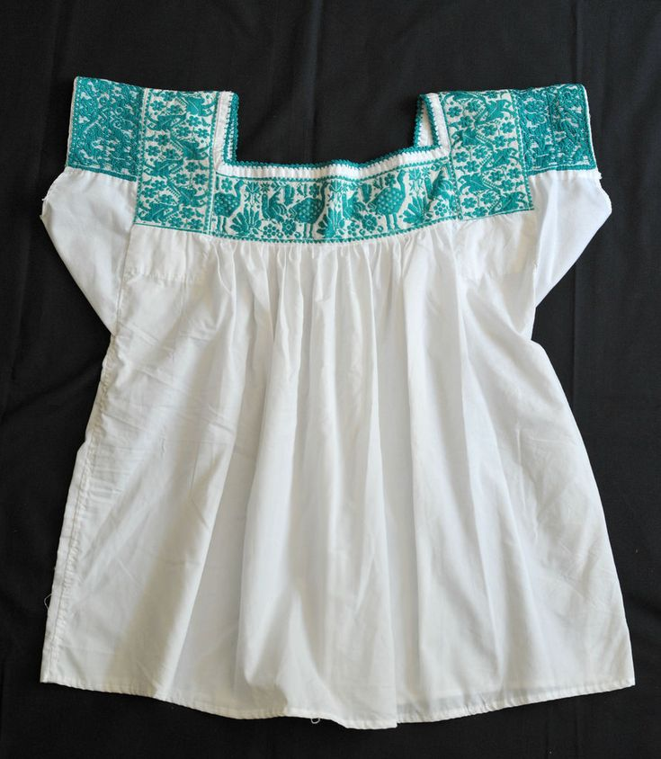 Women's Blouses From Mexico