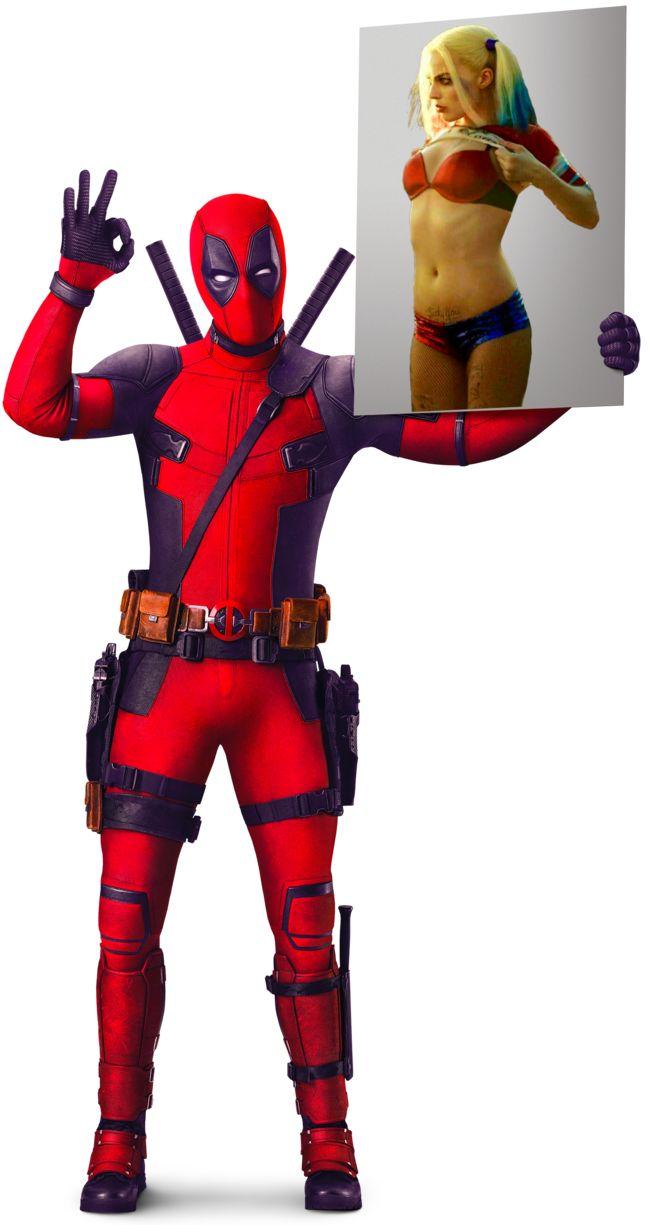 #Deadpool #Fan #Art. (Deadpool Harley Quinn poster) By: Alexiscabo1. (THE * 5 * STÅR * ÅWARD * OF: * AW YEAH, IT'S MAJOR ÅWESOMENESS!!!™) [THANK U 4 PINNING!!!<·><]<©>ÅÅÅ+(OB4E)