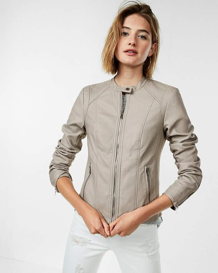 Marker petite womens jacket, bisexual picture post