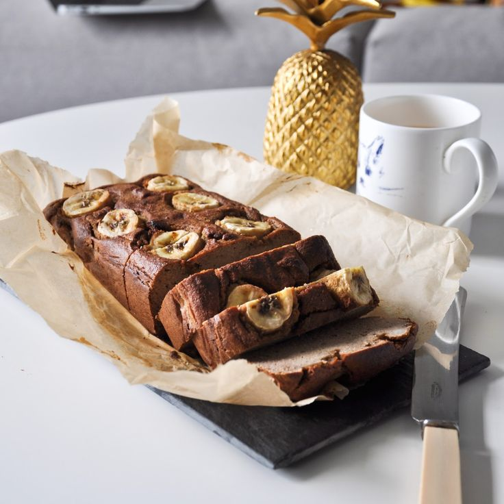 Now on the menu at Hemsley + Hemsley at Selfridges...Our delicious Banana Bread, served with lashings of butter and Blueberry Chia Jam. Perfect for breakfast or as a tea-time snack!