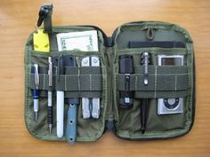 5 Most important items in your EDC (EveryDay Carry)
