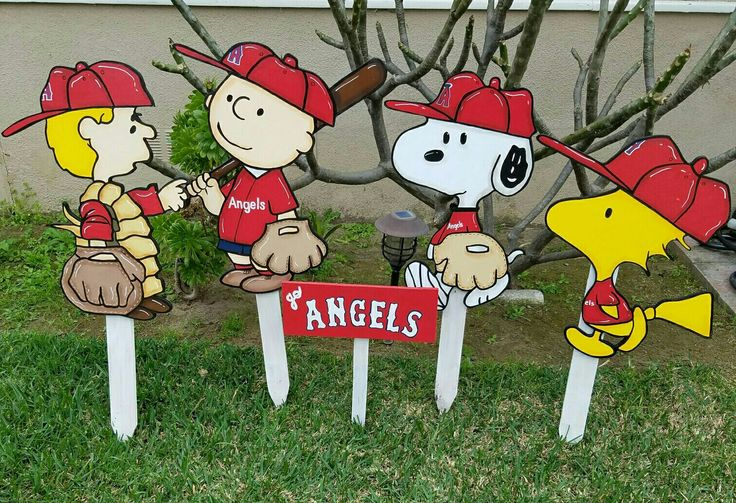 Angels Lawn Signs