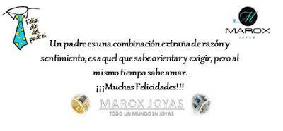 Marox Joyas:  MUCHAS FELICIDADES LES DESEA MAROX JOYAS A TODOS ...
