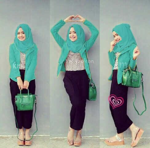 Hijab fashion style se-Nary