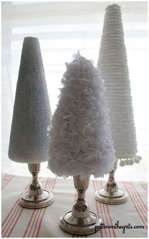 Diy christmas trees by bette