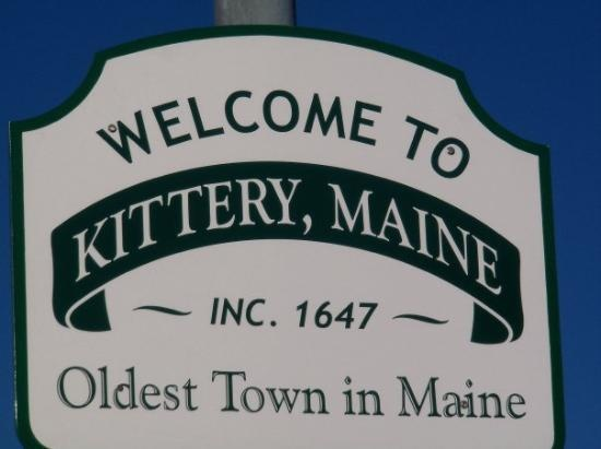 Kittery, Maine, US. That is where Nana Helen lived.  She was my first and longest babysitter.