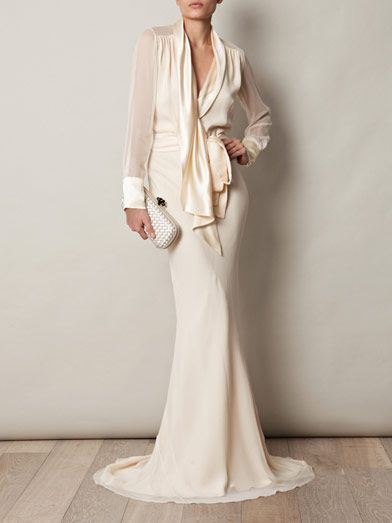 Sophie Theallet cream dress