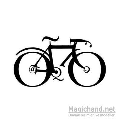 bisiklet dövme modelleri ile ilgili görsel sonucu