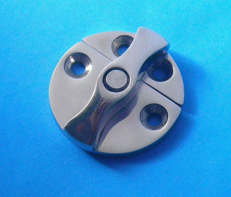 boat door cabinet hatch turn button latch fastener