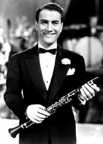 artie shaw. One of the greatest swing and jazz musicians of his time.
