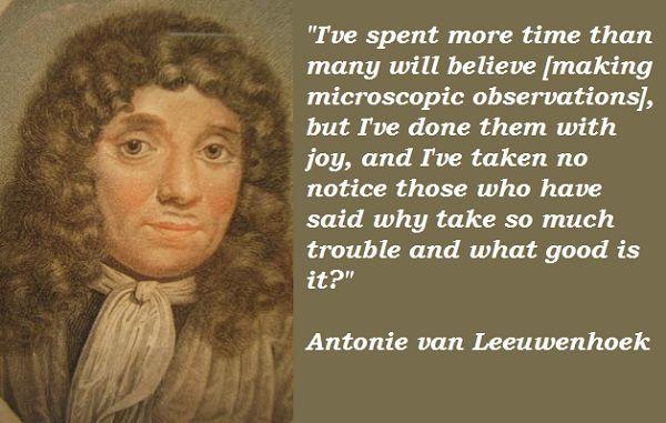 81 Best Images About Antoni Van Leeuwenhoek On Pinterest