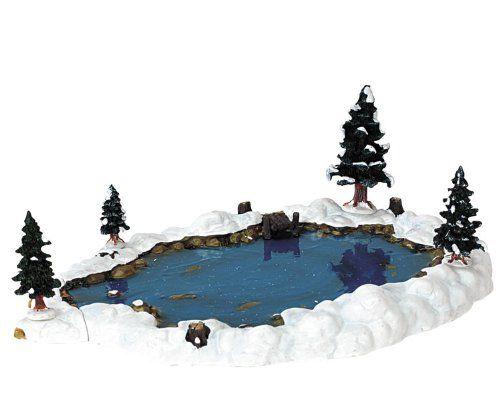 Lemax Christmas Village Collection Mill Pond 6-Piece Set ... https://www.amazon.com/dp/B004JYF8IM/ref=cm_sw_r_pi_dp_x_RCF4xb72ZM4DB