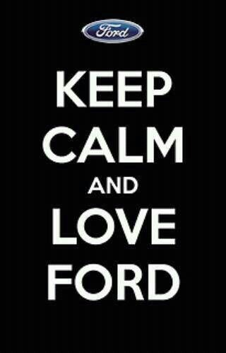 Ford girl for life