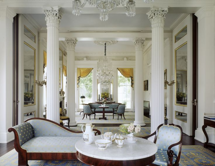 29 Best Images About Know Your House Greek Revival On Pinterest