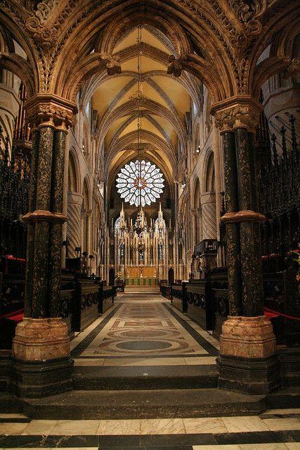 ダラム城と大聖堂の絶景写真画像 イギリスの世界遺産