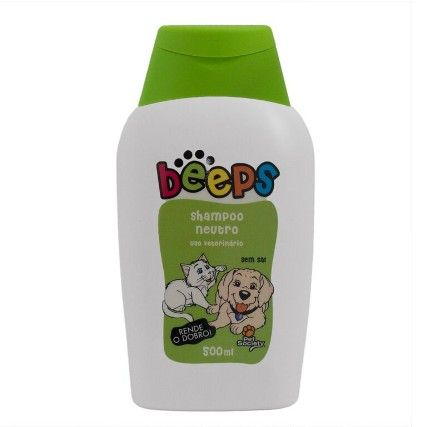 Beeps Shampoo Pet Society Neutro 500ml. #shampoo #shampooparacaes #shampooparacachorro #cachorro #banhoetosa #maedepet #maedecachorro #paidecachorro #filhode4patas #amocachorro #petmeupet #petshoponline #petshop #maisbarato #desconto #promocao #shampooparacachorrobarato