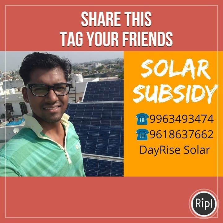 Know About Solar One Kw Solar Produces 4 5 Units Pd One Kw Solar Saves Rs 1000 Pm One Kw Solar Reduces Bill For 25 Yrs One Kw In 2020 Solar The Unit Reduce Bills