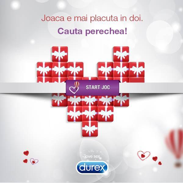 http://bit.ly/DeCeSaNuDaruiestiCevaDiferit  #playsafe si Durex iti aduce una dintre cele 10 calatorii cu balonul! Intra acum in aplicatie, gaseste perechea, iar jocul poate continua pentru tine si persoana iubita la… inaltime! Esti IN?