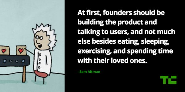 62 Tips From Y Combinator's Startup Instruction Manual | TechCrunch