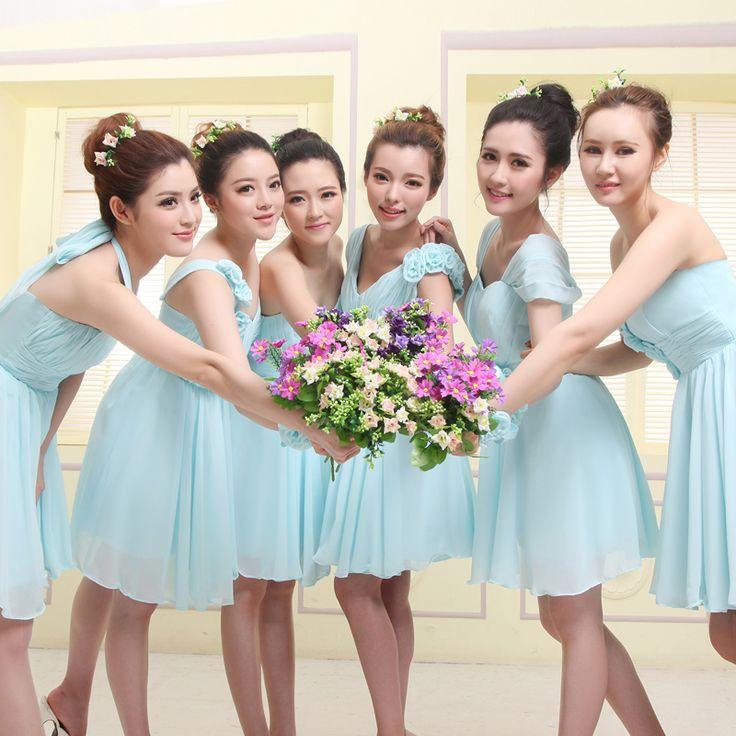 bridesmaids dresses for less online