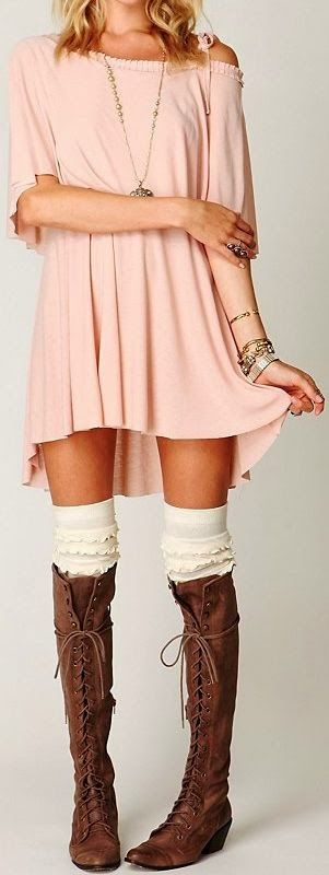 Ladies adorable mini dress style for cute and awesome ladies
