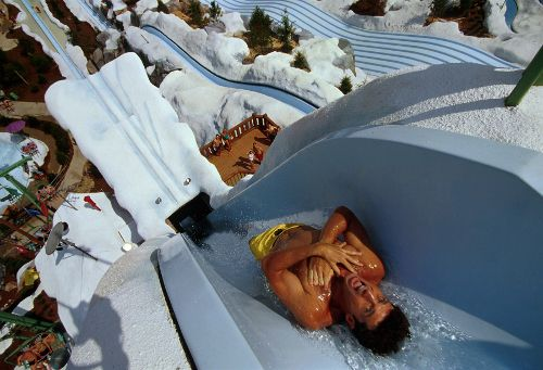 Awe chute: The world's most extreme water slides - Great article about extreme water slides - gives you ideas for your next vacation if you love water parks!
