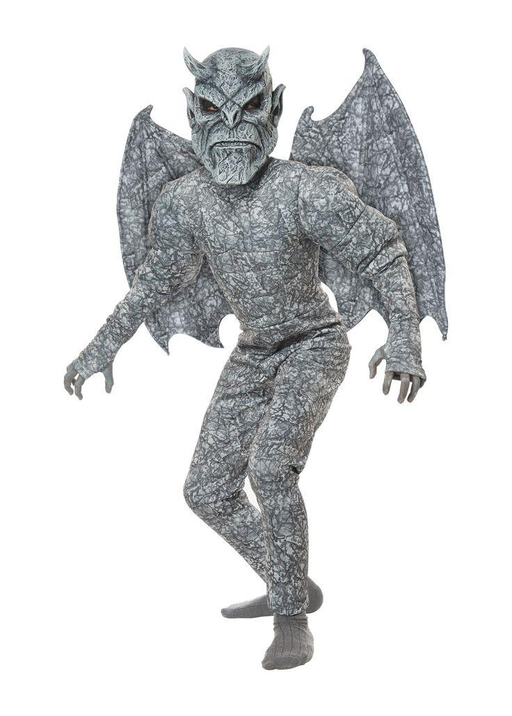 Gargoyle Boys Costume