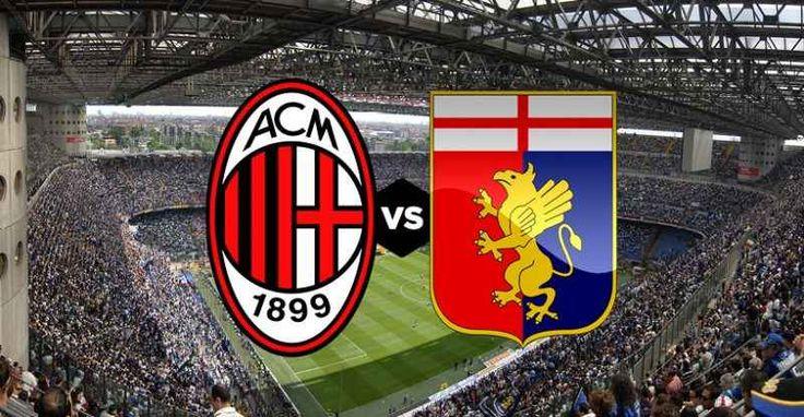 Milan - Genoa in diretta live streaming 2017 Dopo il calcio europeo che ha visto uscire anche la ROMA (adesso l'unica squadra e` la juventus) eccoci ad una nuova giornata di SERIE A con un match che promette spettacolo nella serata di sabato: G #milan #genoa #streaming