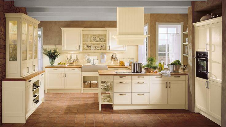 Rustikální kuchyně nevyjdou nikdy z módy