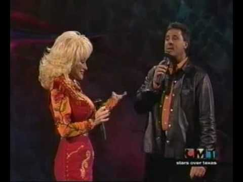 "Dolly Parton & Vince Gill ""I Will Always Love You"" live - YouTube,  http://www.ninaohmanarts.com"